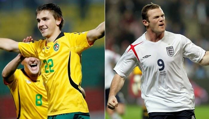 Inglaterra vs Lituania en vivo