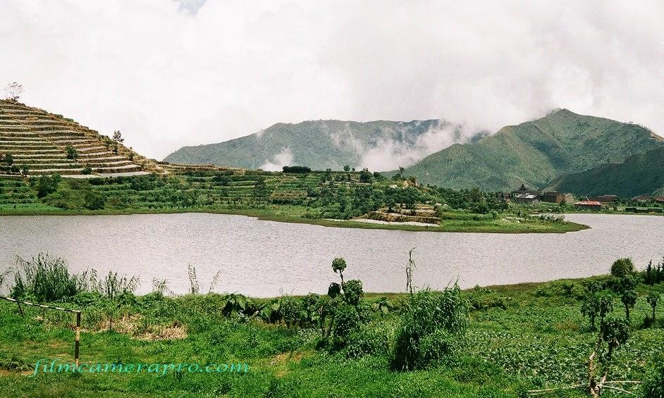 Sikunir Lake Dieng