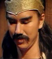 Hans Wanaghi, dalam film Tutur Tinular II (Naga Puspa Kresna ...
