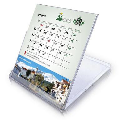 calendario 2013 jerez marquesado la lomilla decimo aniversario 10 años