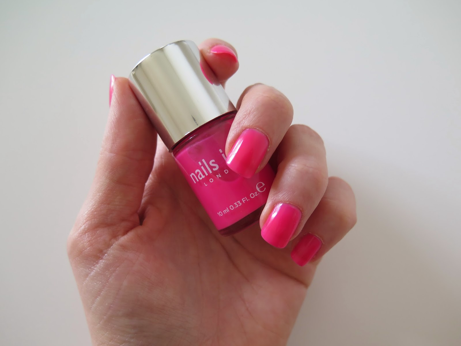 Nails Inc Notting Hill Gate, nail polish