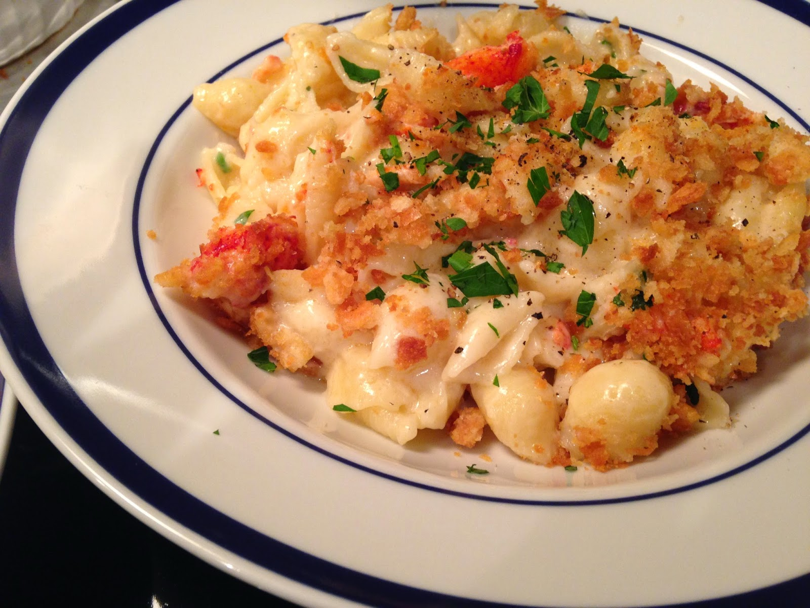 how to cook lobster meat for mac and cheese