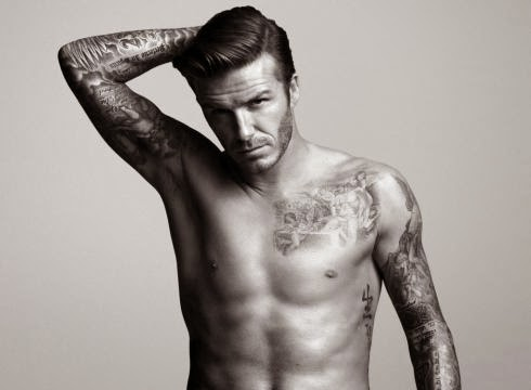 David Beckhams Sleeve Tattoo Designs