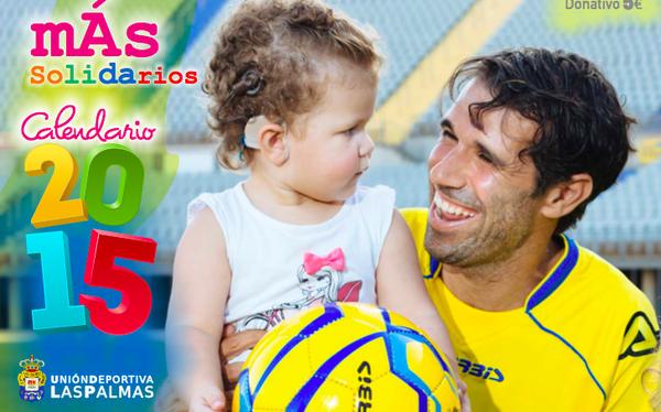 Making of calendario solidario 2015 ud las palmas apem - Gran canaria tv com ...