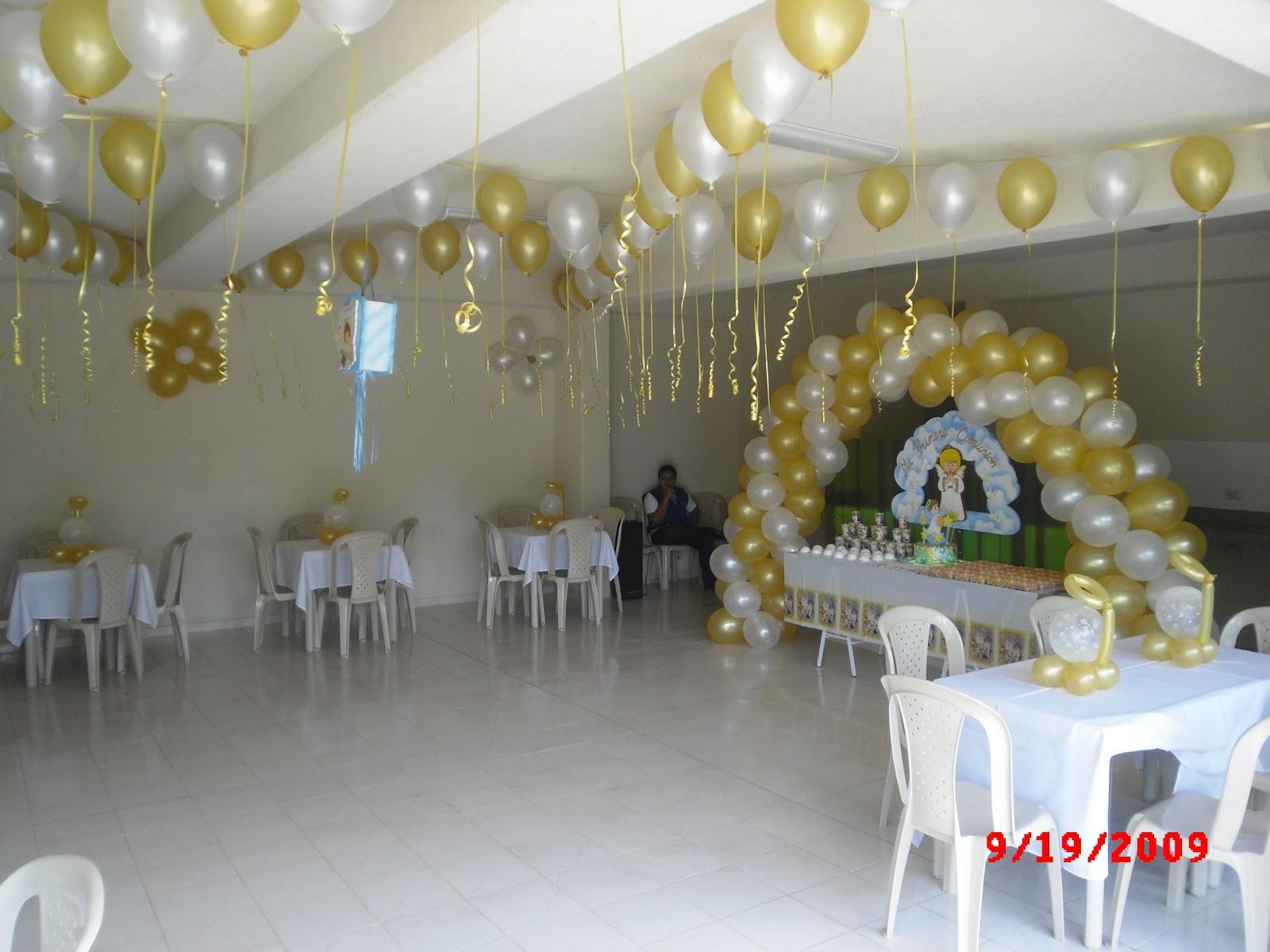 Zeuz organizacion logistica y soporte de eventos decoraciones primera comunion - Decoracion de primera comunion ...