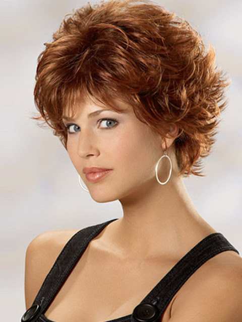 Hairstyles For Short Damaged Hair : Top Hairstyles Models: Hairstyles For Short Wavy Hair In Frizzy ...