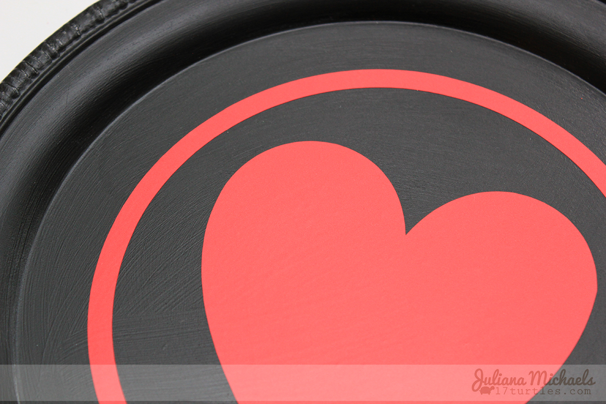 SRM Stickers Blog - Vinyl Wall Decor by Juliana - #vinyl #SRM #Silhouette #red #turquoise #lime green