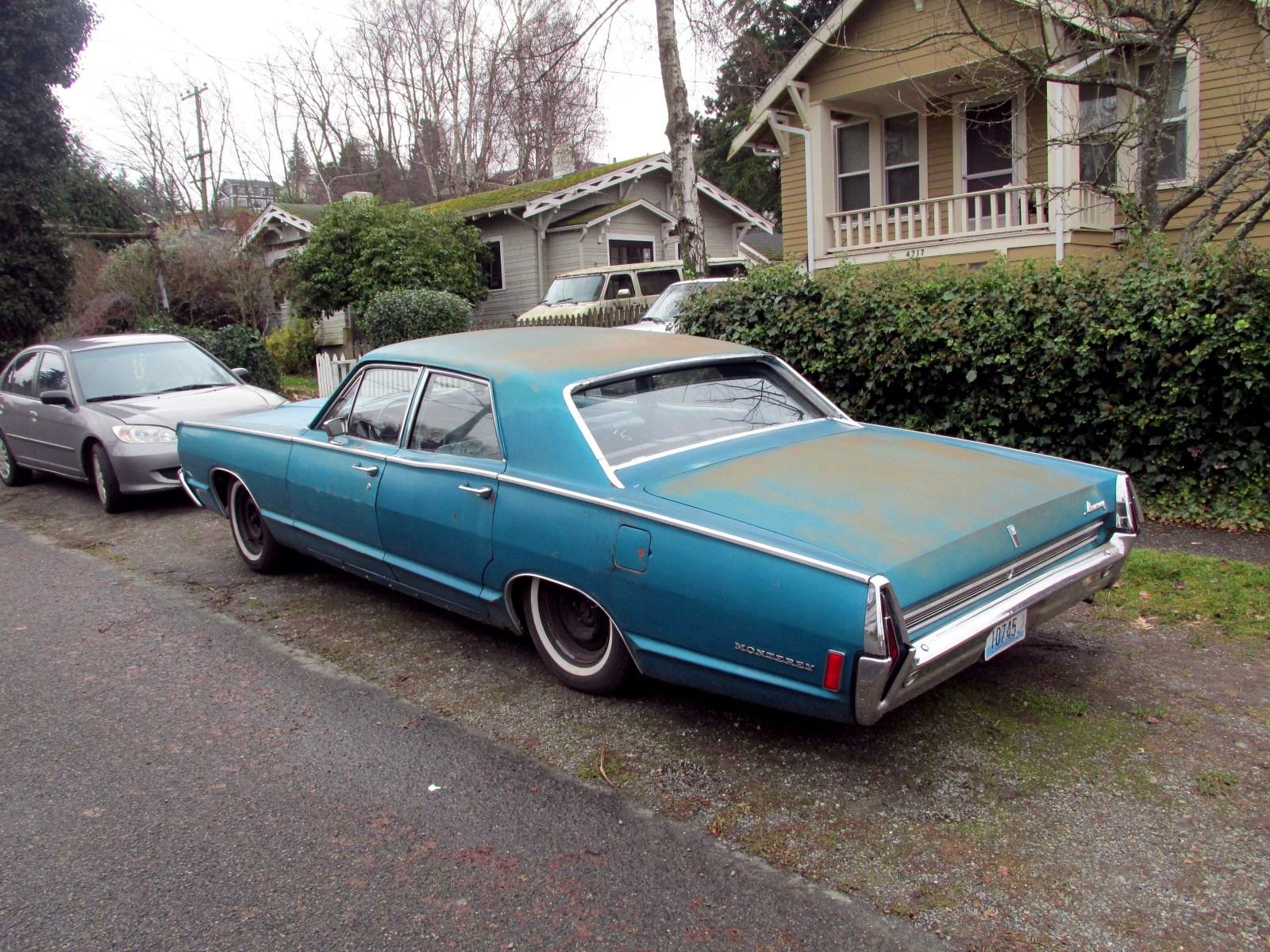 Seattle 39 S Classics 1968 Mercury Monterey Sedan