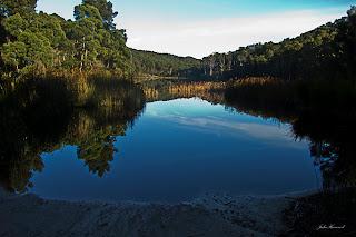 Love heart lake