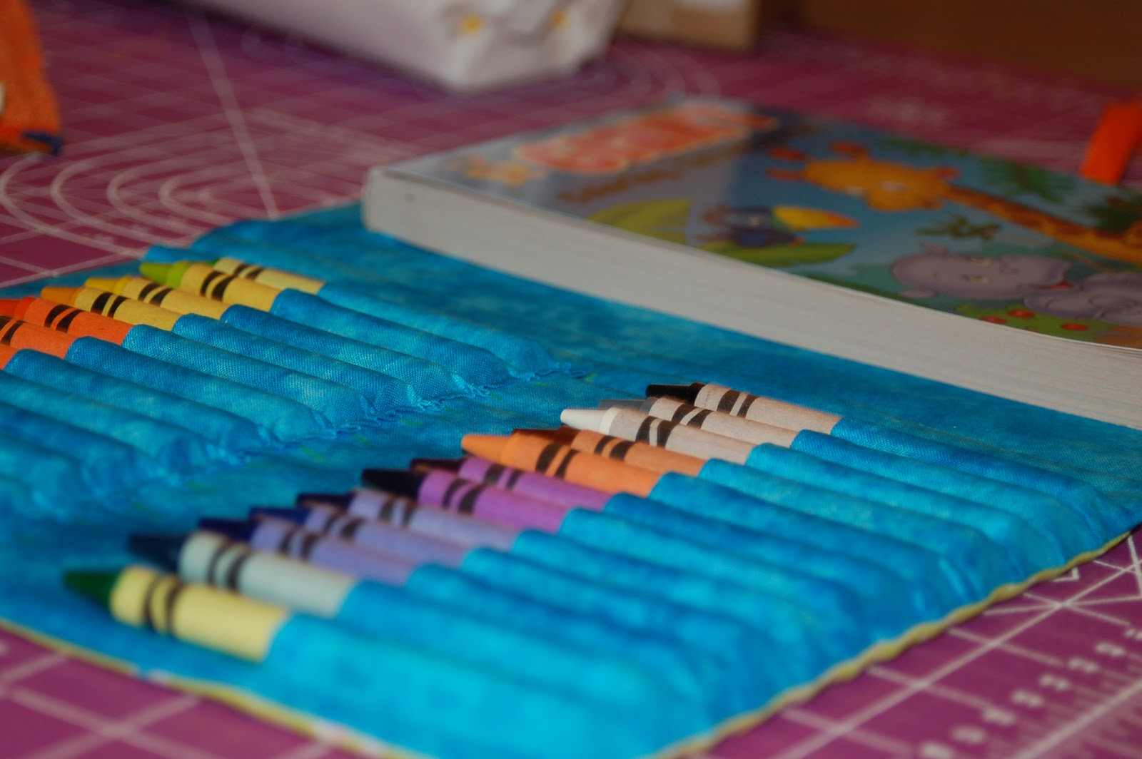 Craft Anyway!: Travel Coloring Kits