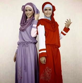 Foto Desain Baju Muslimah Remaja Gaul