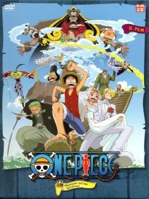 Đảo Hải Tặc 2: Cuộc Phiêu Lưu Trên Đảo Máy Đồng Hồ