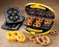 Nostalgia pretzel maker