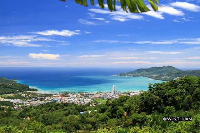 Phuket Radar Hill