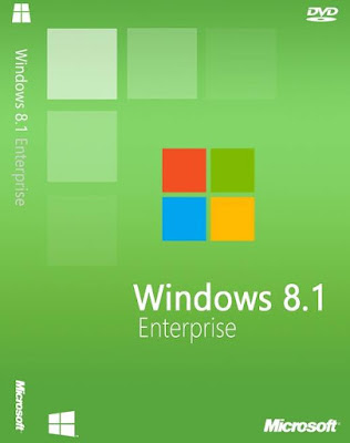 Windows 8.1 Enterprise Cover
