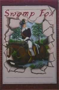 Please click on picture below for information on Swamp Fox Murals Society