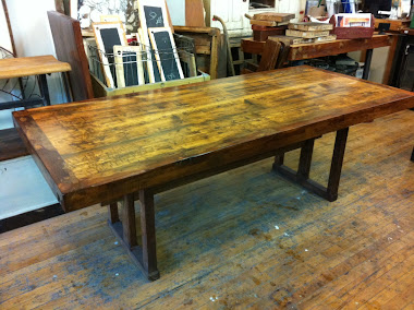 #3-20 Specialty Table - Giant Trestle Table