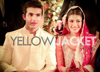 Syra Yousuf and Shahroz Sabzwari Wedding