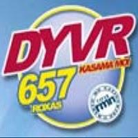 RMN Roxas DYVR 657 KHz logo