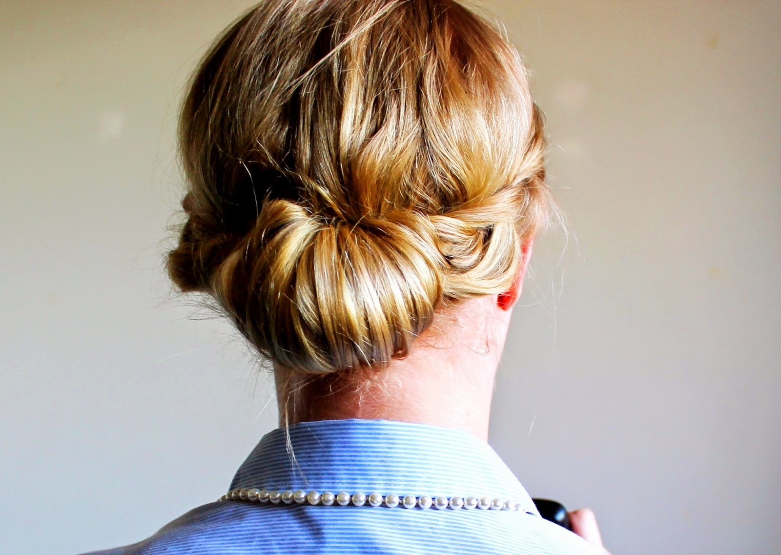 Game of thrones braid and updo from back | Alinan kotona blog