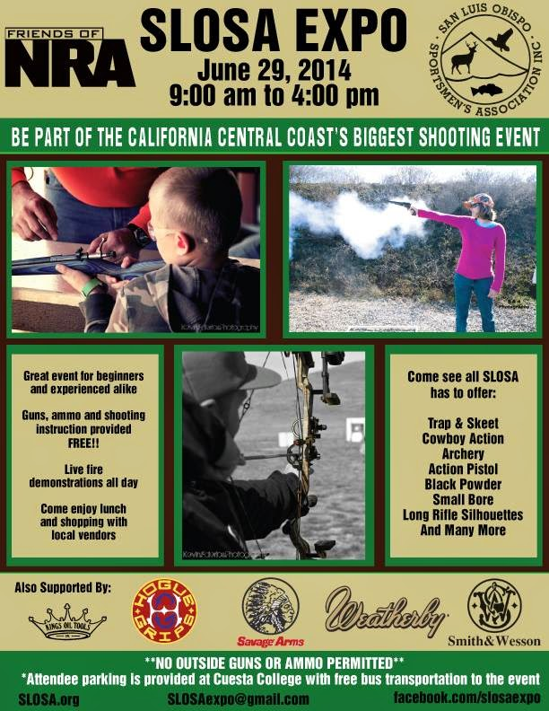 San Luis Obispo Sportsmen's Association EXPO