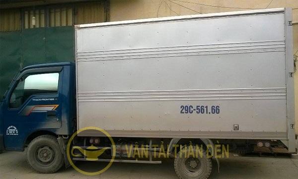 Cho thuê xe tải chở hàng Hà Đông
