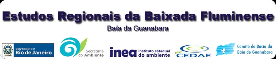 Estudos Regionais da Baixada Fluminense - Baía da Guanabara