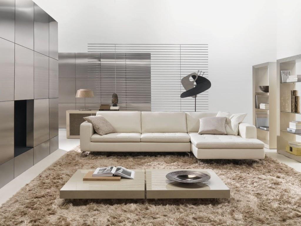 Desain Sofa Minimalis Untuk Ruang Keluarga