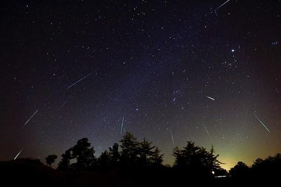 Malam Ini Puncak Terakhir Hujan Meteor Geminid