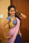 Neetha sizzling photo shoot in half saree-thumbnail-18
