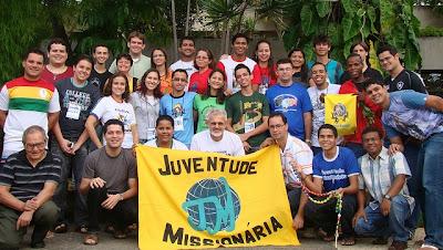 Mensagem aos jovens missionários