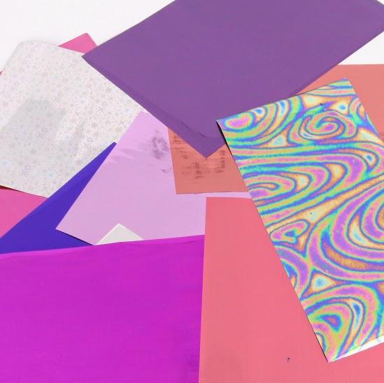 Starter foil kits