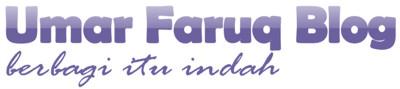 Umar Faruq Blog