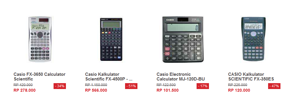 Beli Kalkulator Online