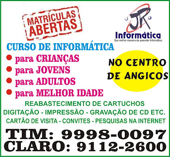 JR INFORMTICA- MATRCULAS ABERTAS!