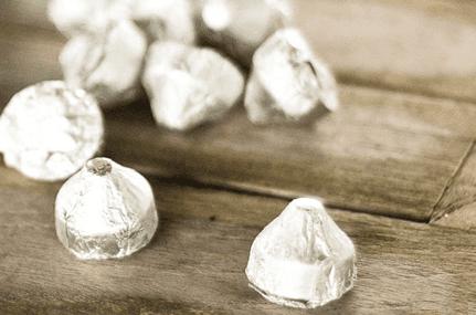 sevgiliye özel çikolata hazırlama