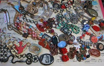 Narrative Art Jewelry