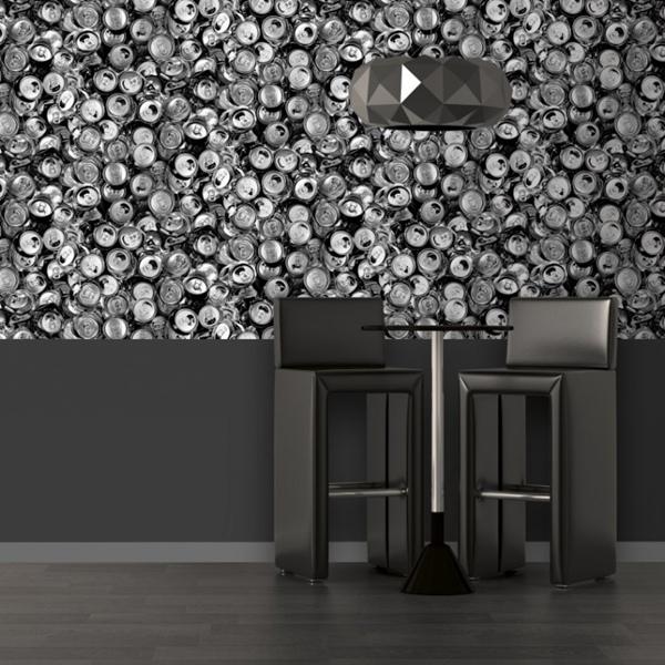 Papel pintado papel pintado virtual reality for Papel empapelar pared