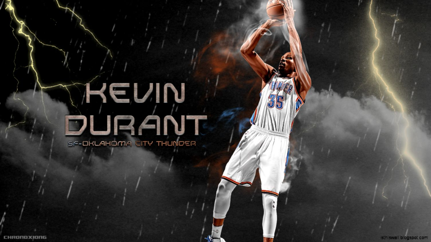 Kevin Durant Wallpapers  Just Good Vibe