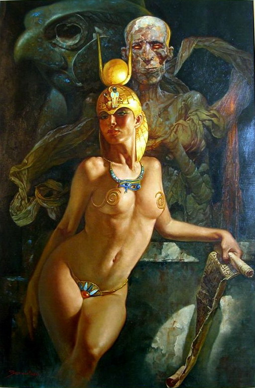 women have sex with horus