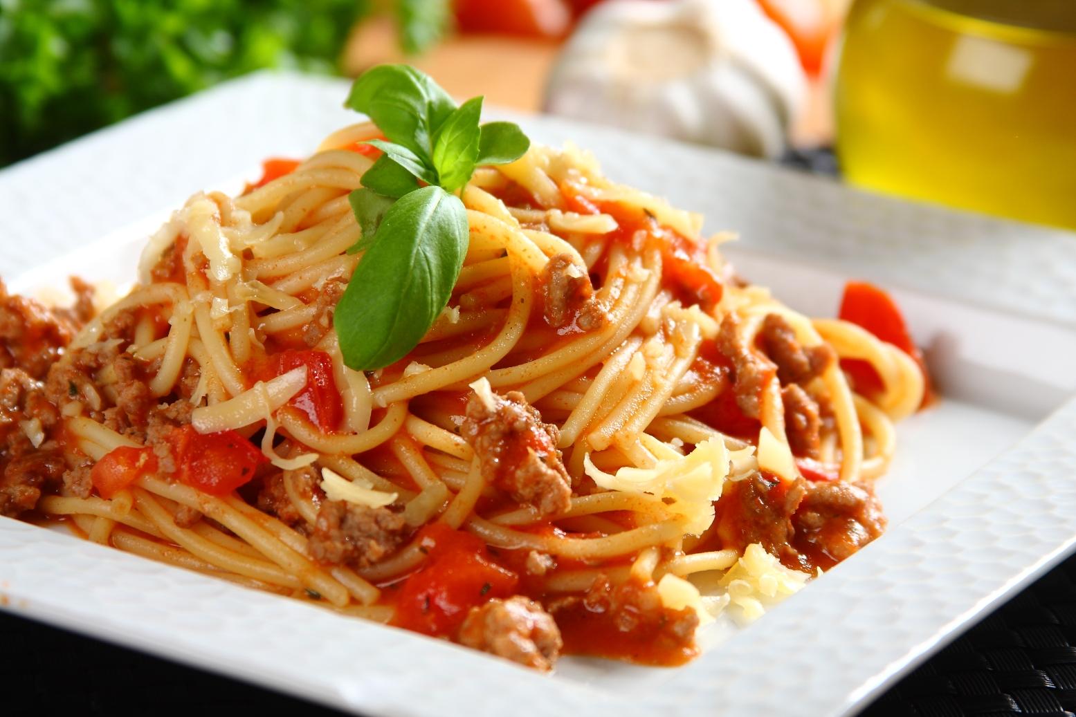Spaghetti Spesial Cita Rasa Lidah Indonesia