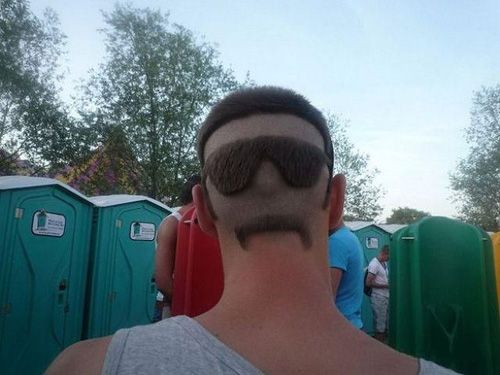 redneck hairstyles : tags bad haircuts funny funny haircuts funny pictures lmfao lol ...