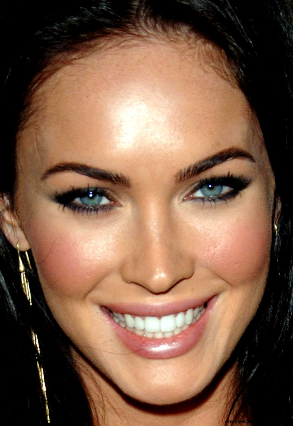 Megan Fox Before and After Teeth