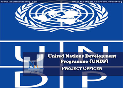 Project Officer Job 2015