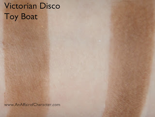 Victorian Disco Toy Boat