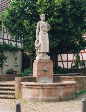 Image result for A statue of Katharina kepler