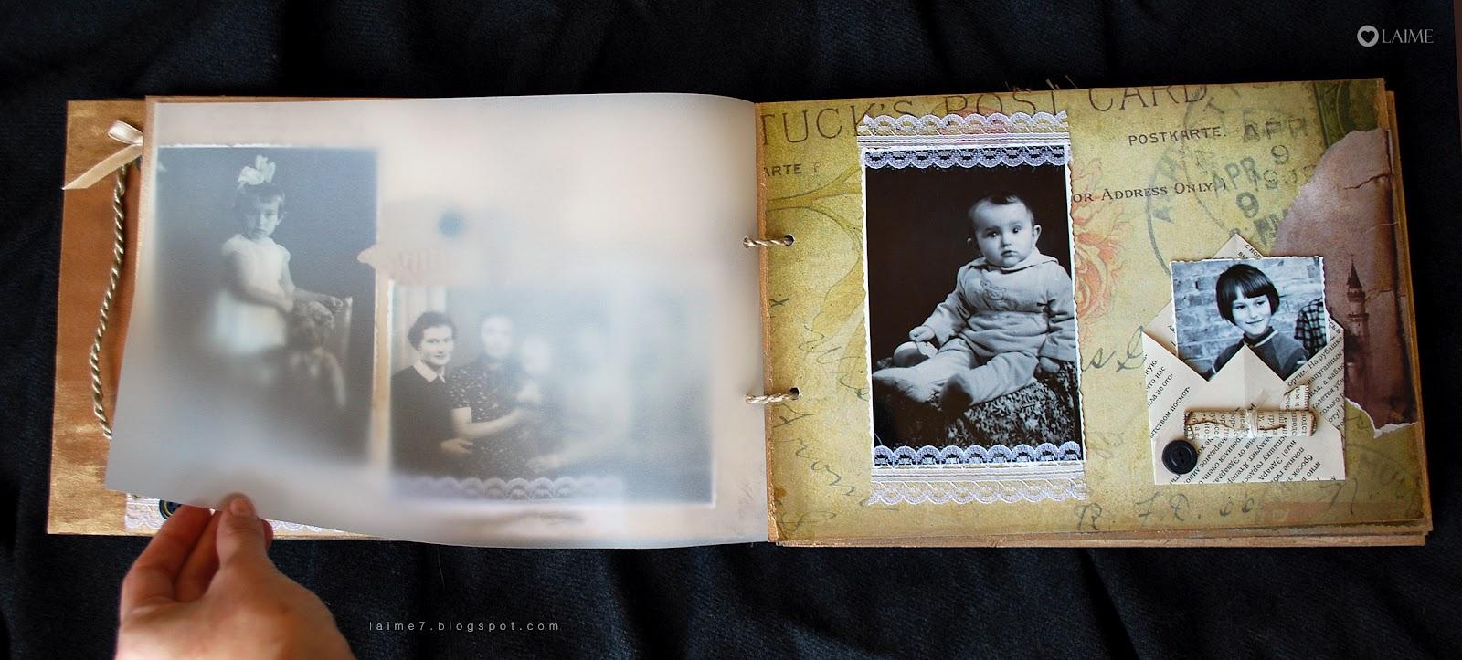 Фотоальбом на юбилей своими рукам 472