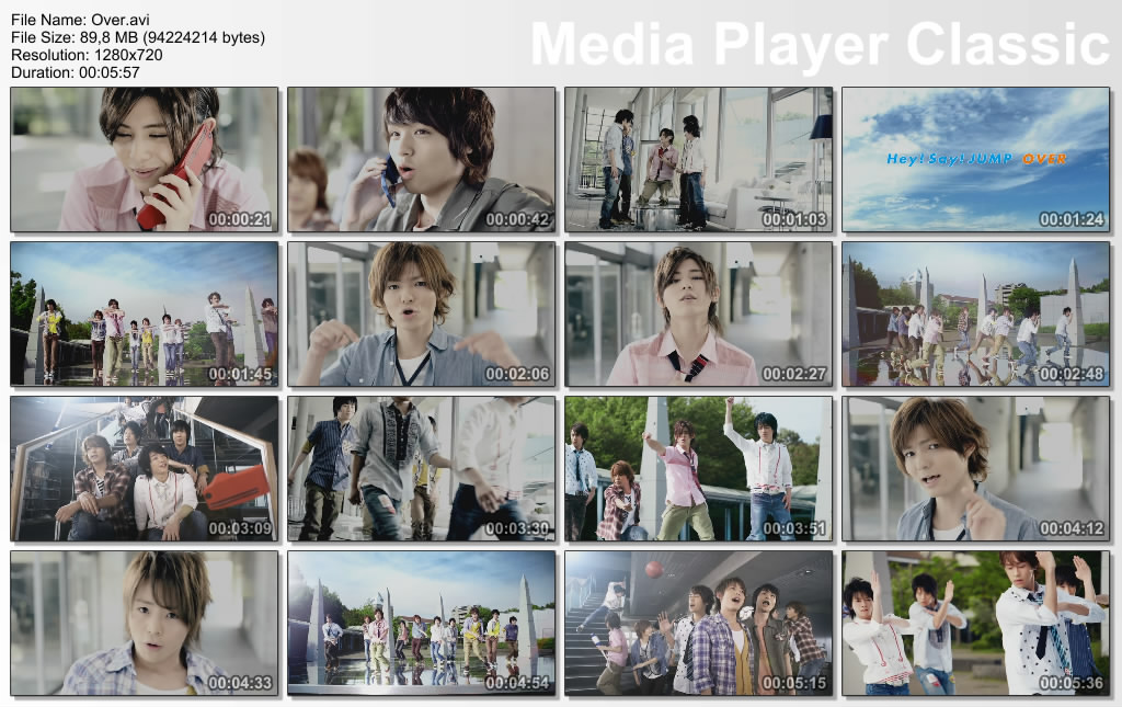Hey Say Jump pv Download