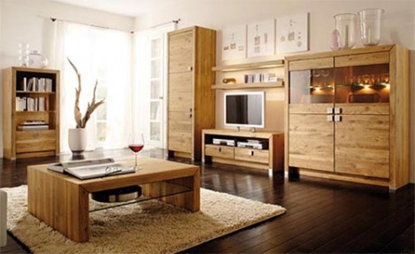 Wooden Interior Design For Your Living Room | House Interior ...