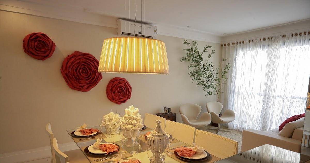 Sala De Jantar Viero Lara ~ Arquitetura e Interiores Apartamento Decorado  Franere  Gafisa